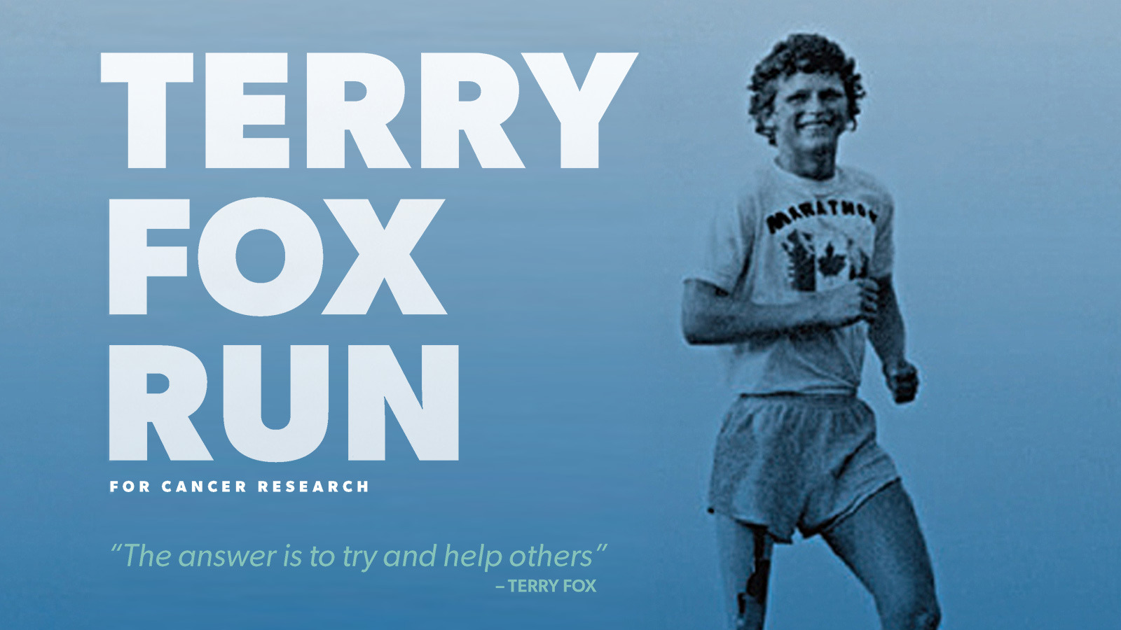 Terry Fox Run :: Sept 28