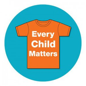 Orange Shirt Day :: Sept 29
